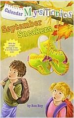 Calendar Mysteries #9: September Sneakers (Paperback)