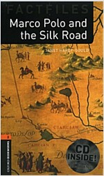 Oxford Bookworms Library Factfiles: Level 2:: Marco Polo and the Silk Road audio CD pack (Package)