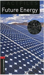 Oxford Bookworms Library Factfiles: Level 3:: Future Energy Audio CD Pack (Package)