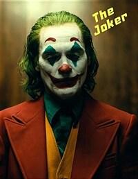 Joker 2019: Blank Lined Superhero Gift Journal - Diary - Notebook for Comics & Adventure Fans (Paperback)