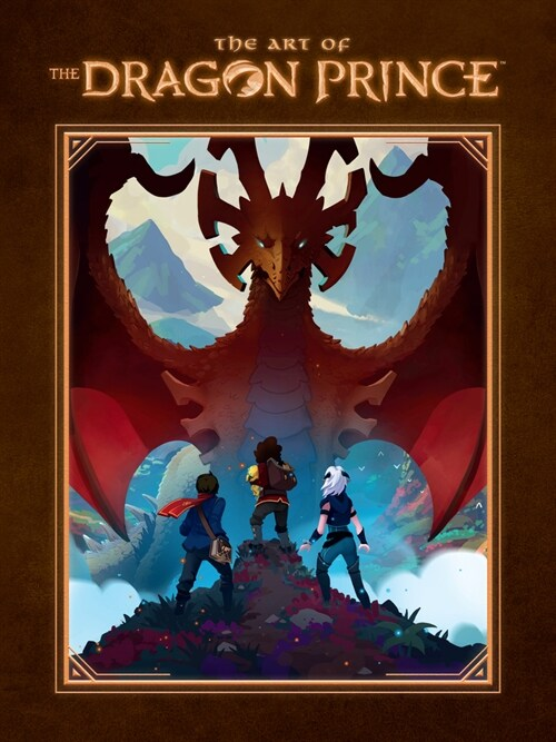 The Art of the Dragon Prince (Hardcover)
