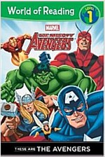 These Are the Avengers Level 1 Reader (Paperback)