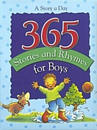 365 Stories and Rhymes for Boys (Hardcover)