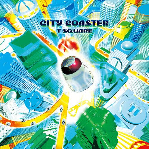 [수입] T-Square - City Coaster [180g LP]