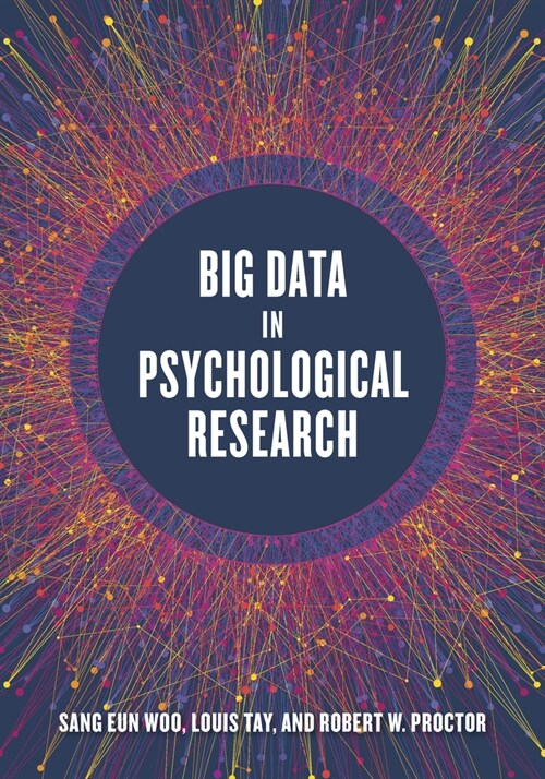 Big Data in Psychological Research (Hardcover)