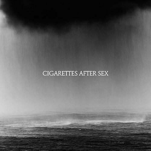 [수입] Cigarettes After Sex - 정규 2집 Cry [클리어 컬러 LP]