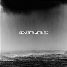 [수입] Cigarettes After Sex - 정규 2집 Cry [스탠다드 블랙 LP]