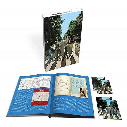 [수입] Beatles - Abbey Road [Anniversary Edition] (3CD+BD-Audio)