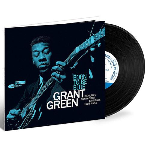 [수입] Grant Green - Born To Be Blue [Limited Edition, 180g LP, Gatefold]