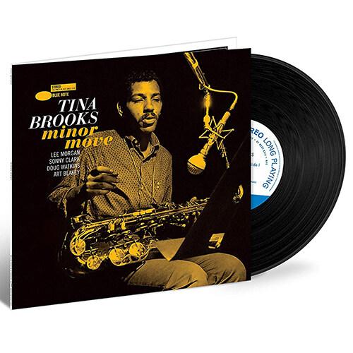[수입] Tina Brooks - Minor Move [Limited Edition,180g LP,Gatefold]