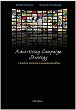 Advertising Campaign Strategy: A Guide to Marketing Communication Plans (Paperback, 5)