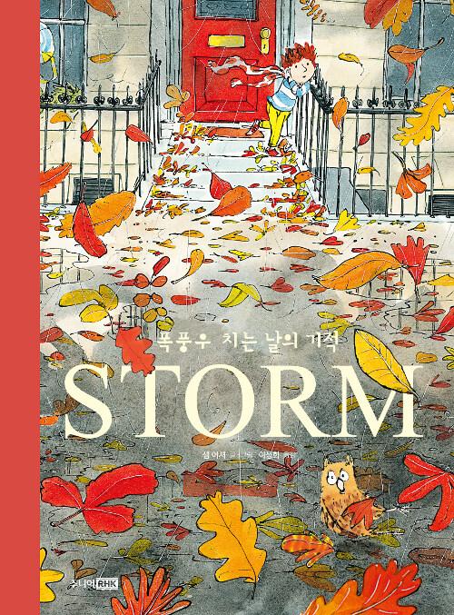 Storm : 폭풍우 치는 날의 기적