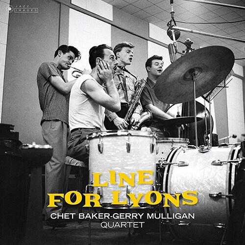 [수입] Chet Baker & Gerry Mulligan - Line for Lyons [180g LP]