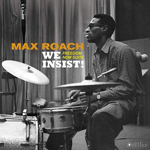 [수입] Max Roach - We Insist! Freedom Now Suite + 1 [180g LP]