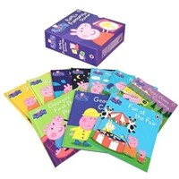 Peppa's Favourite Stories 10 (Hardcover 10권 + Slip case)