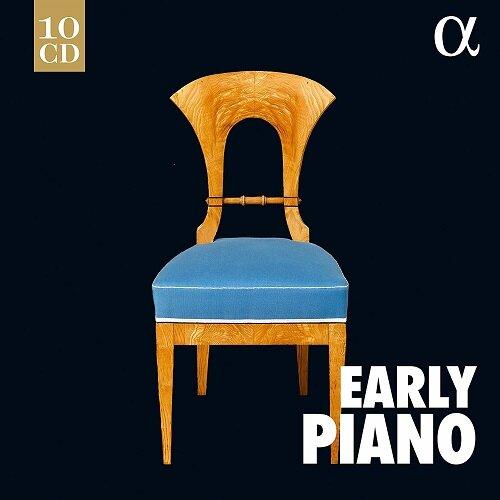 [수입] Early Piano - 피아노 명반 박스 세트 [10 for 3]