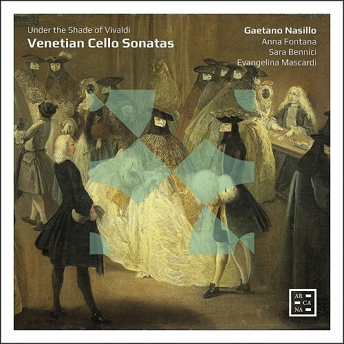 [수입] 비발디와 베네치아 작곡가들의 첼로 소나타