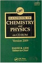CRC Handbook of Chemistry and Physics Version 2009 (CD-ROM)