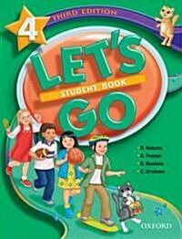 Lets Go: 4: Student Book (Paperback)