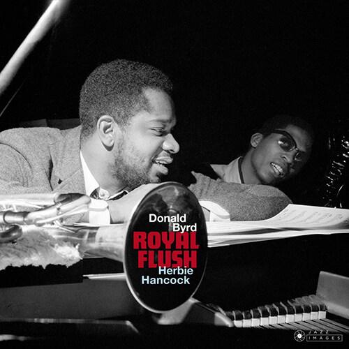 [수입] Donald Byrd - Royal Flush + 1 [180g LP]