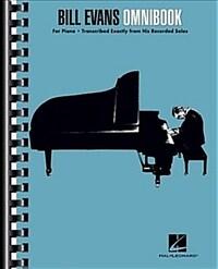 Bill Evans Omnibook for Piano (Paperback)