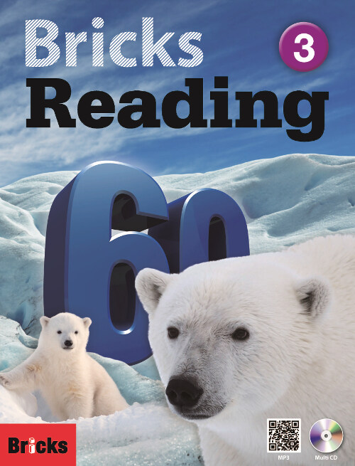 Bricks Reading 60 : 3 (Student Book + Workbook + Multi CD)