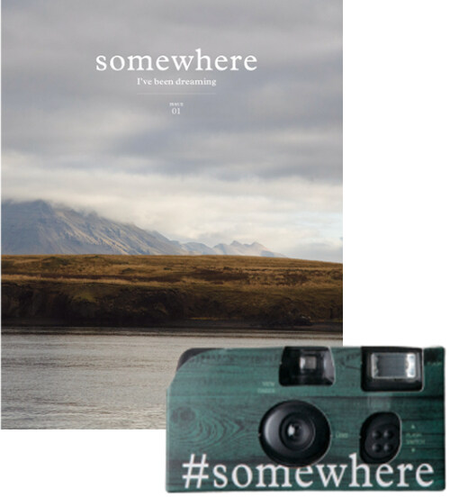 Somewhere Issue 01