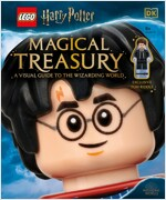 Lego(r) Harry Potter Magical Treasury: A Visual Guide to the Wizarding World (Hardcover + 톰 리들 미니 피규어)