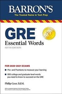 GRE Essential Words (Paperback, 5)