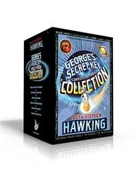 George's Secret Key Complete Paperback Collection: George's Secret Key to the Universe; George's Cosmic Treasure Hunt; George and the Big Bang; George (Paperback, Boxed Set)