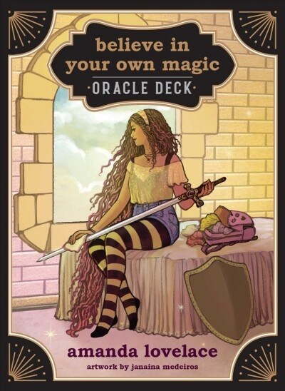 Believe in Your Own Magic: A 45-Card Oracle Deck and Guidebook [With Book(s)] (Other)