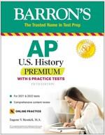 AP Us History Premium: With 5 Practice Tests (Paperback, 5)