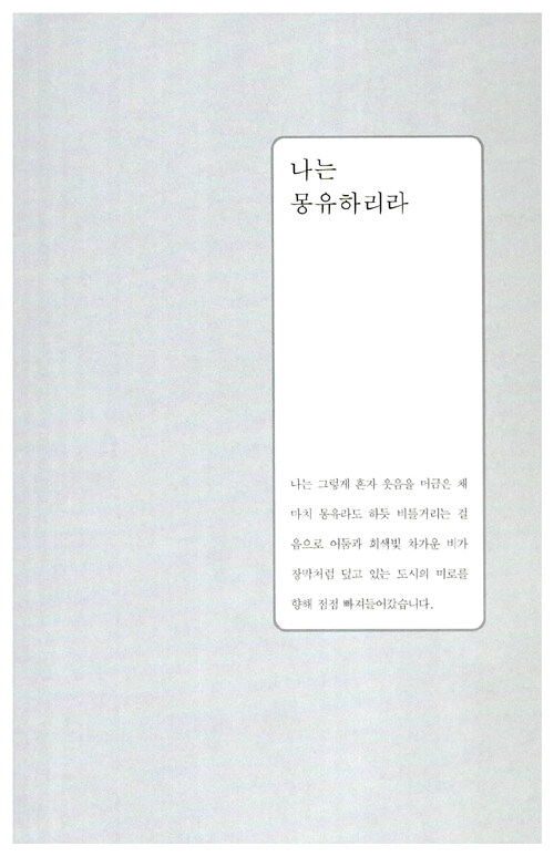 라일락 향기 : 김영현 소설집