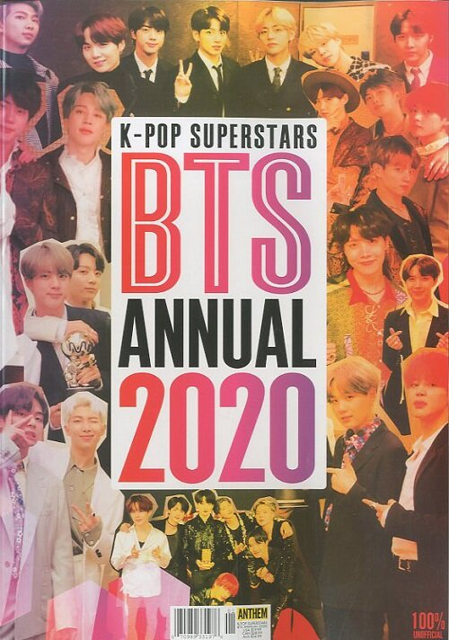 K-pop Superstars - BTS (방탄소년단 스페셜) Annual 2020