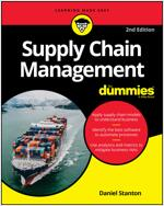 Supply Chain Management for Dummies (Paperback, 2)