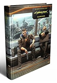 The Cyberpunk 2077 : Complete Official Guide - Collector's Edition (Hardcover)