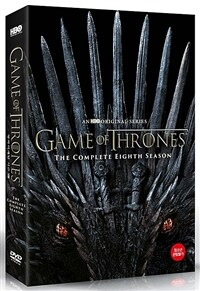 왕좌의 게임 시즌8 : 스페셜패키징 디지팩 한정판 (4disc)