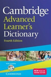 Cambridge Advanced Learner's Dictionary with CD-ROM (Package, 4 Revised edition)