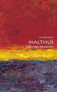 Malthus: A Very Short Introduction (Paperback)