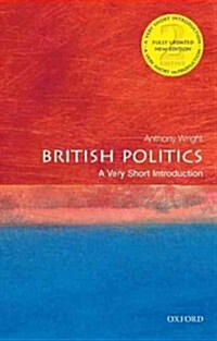 British Politics: A Very Short Introduction (Paperback, 2 Revised edition)