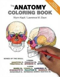 The Anatomy Coloring Book (Paperback, 4)