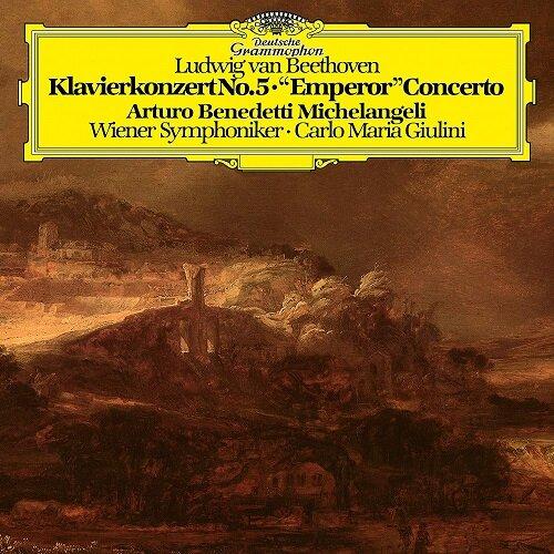 [수입] 베토벤 : 피아노 협주곡 5번 황제 (180g LP)
