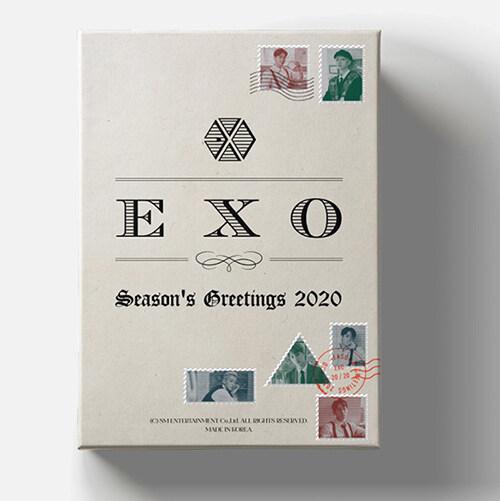 엑소 - 2020 시즌 그리팅