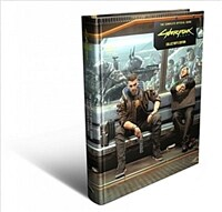 Cyberpunk 2077: The Complete Official Guide (Hardcover, Collector's Edition)