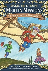 Merlin Mission #10 : Monday with a Mad Genius (Paperback)