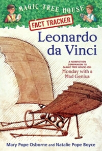 Magic Tree House FACT TRACKER #19 : Leonardo da Vinci (Paperback)