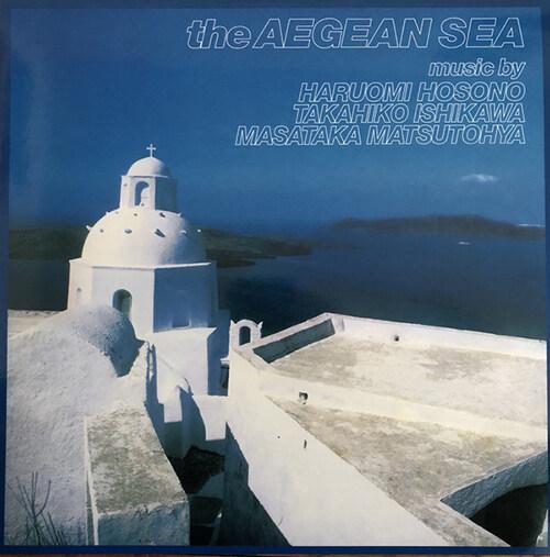 [수입] Haruomi Hosono & Takahiko Ishikawa & Masataka Matsutoya - Aegean Sea [LP]