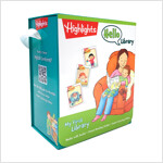 Highlights Hello Library 하이라이츠 헬로 라이브러리 (24 Books, 24 Parent's Guide Cards, 무료 앱(Audio & Gu, Global Edition)