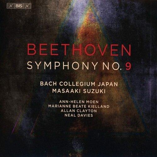 [수입] 베토벤 : 교향곡 9번 [SACD Hybrid]
