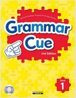 Grammar Cue 1 (2nd Edition) (Student book + Work book + Hybrid CD)